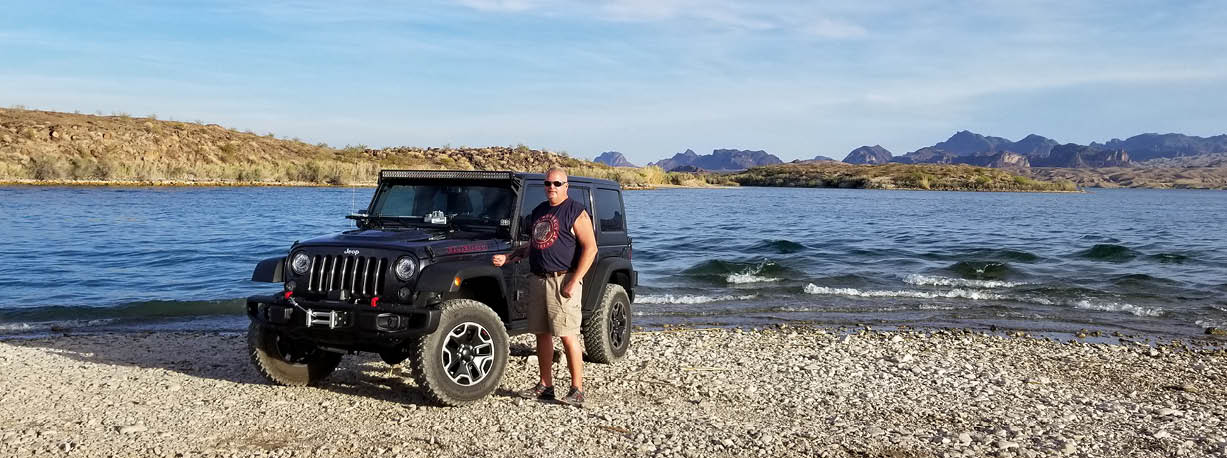 Associate Profile: Brian M. Embraces Work and Relaxation in Las Vegas