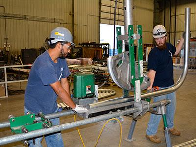 Building Construction Fabrication And Services Offered