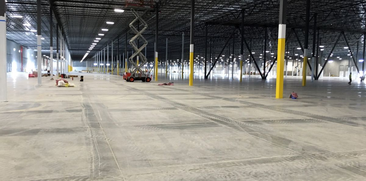 Amazon Fulfillment Center MKC4 | Commercial | Projects