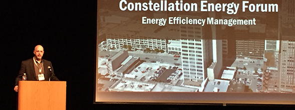 P1 outlines energy efficiency at Constellation Energy Conferences