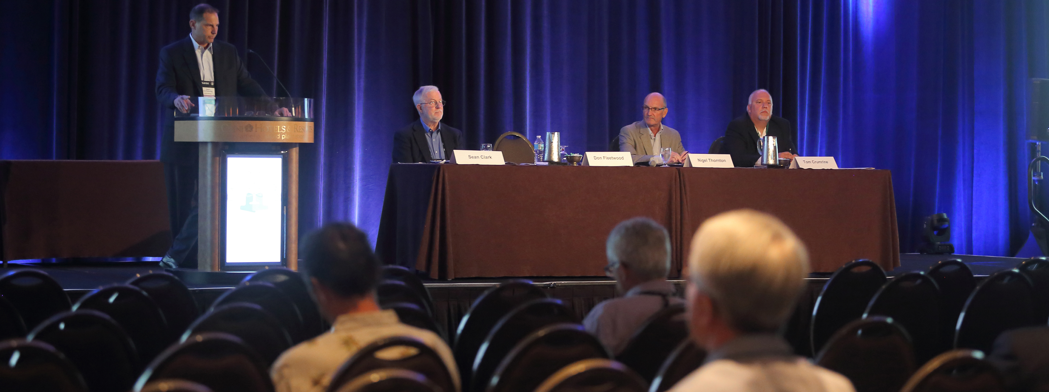 P1 presents at Utility Working Conference & Vendor Technology Expo held by ANS