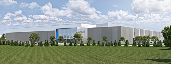 P1 wins work at Garmin's new manufacturing facility