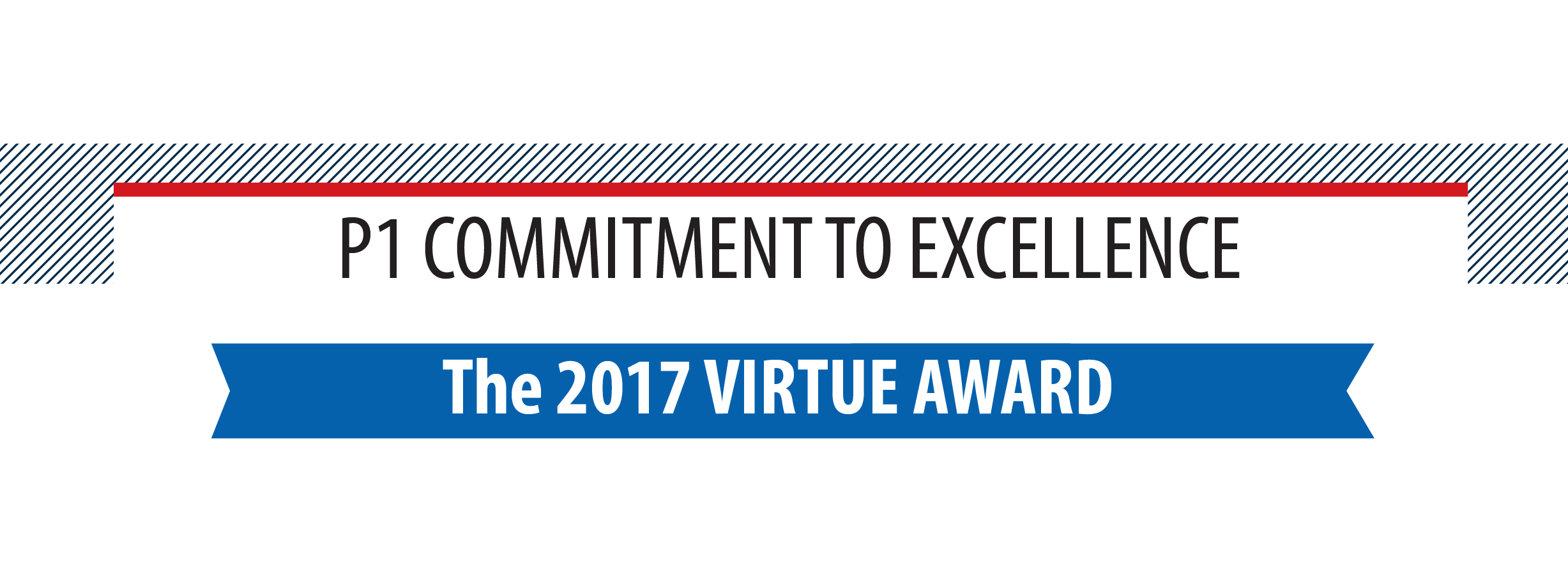 Ben Gannaway honored with P1 Group 2017 Virtue Award