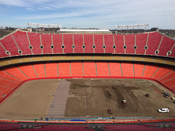 Arrowhead Turf Heating