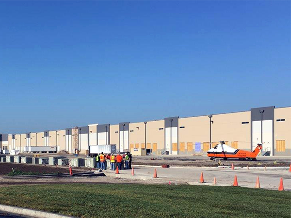Commercial: Amazon Fulfillment Center MKC4