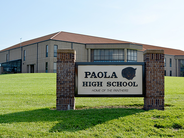Education: Paola High School