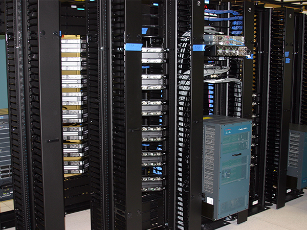 St Luke's Data Center